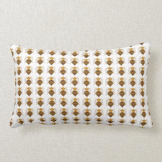 Bedbugs American MoJo Throw Pillow