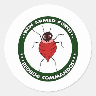 Bedbugs Sticker