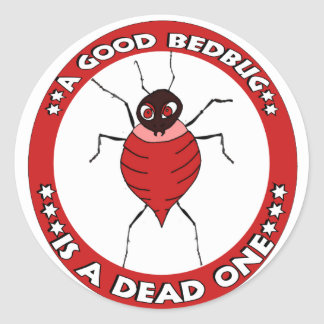 Bedbugs Stickers