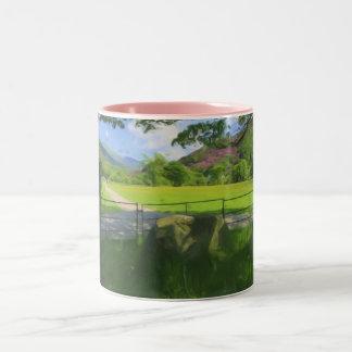 Beddgelert Two-Tone Coffee Mug