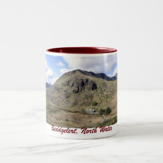 Beddgelert, North Wales mug