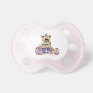 Beddy- Bye Baby Bear Pacifier