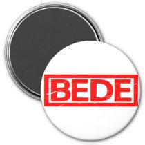 Bede Stamp Magnet