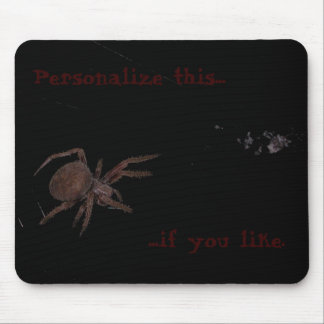 Bedelia The Spider Left Mouse Pad