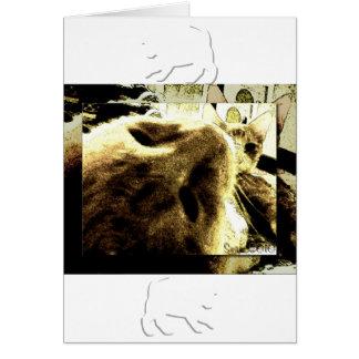 """Bedfellows"" by Suan S'Katra Card"