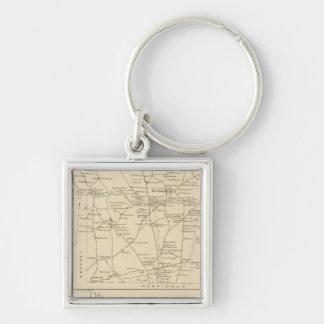Bedford, Amherst, Hillsborough Co Keychain