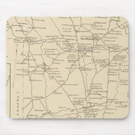 Bedford, Amherst, Hillsborough Co Mouse Pad