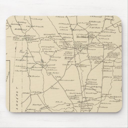 Bedford, Amherst, Hillsborough Co Mouse Pads