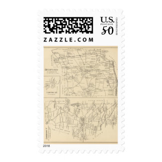 Bedford, Amherst, Hillsborough Co Postage