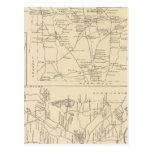 Bedford, Amherst, Hillsborough Co Tarjeta Postal