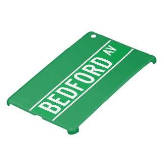 Bedford Av., New York Street Sign iPad Mini Cover