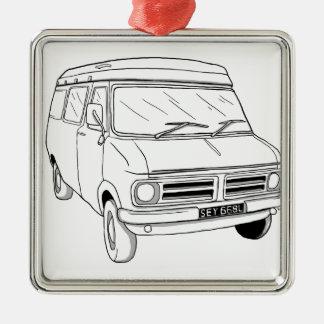 Bedford CF1 Ornament