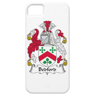 Bedford Family Crest iPhone 5 Cases