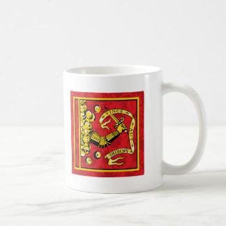 Bedford Flag T-Shirts Classic White Coffee Mug