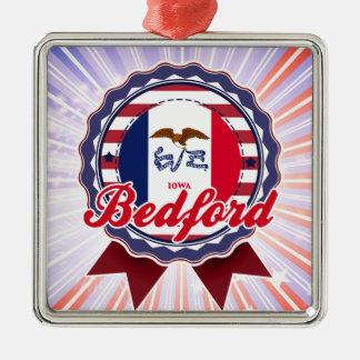Bedford, IA Christmas Ornaments