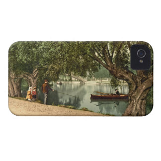 Bedford II Bedfordshire Inglaterra iPhone 4 Case-Mate Protector