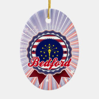 Bedford, IN Christmas Ornaments