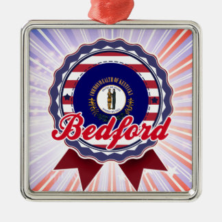 Bedford, KY Christmas Ornament