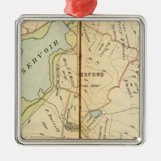 Bedford, New York 2 Ornament