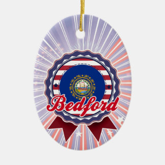 Bedford, NH Christmas Ornament