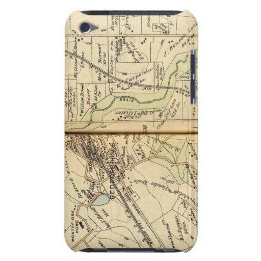 Bedford, Nueva York 4 Case-Mate iPod Touch Coberturas