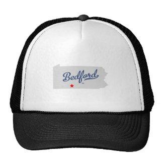 Bedford Pennsylvania PA Shirt Trucker Hat