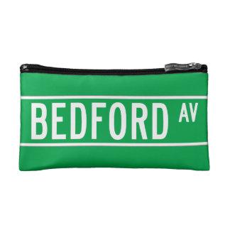 Bedford sistema de pesos americano, placa de calle