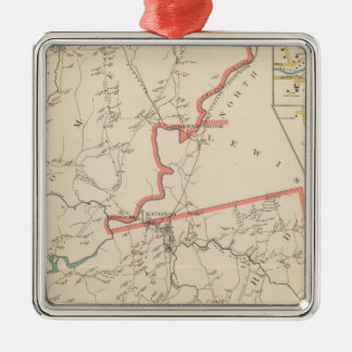 Bedford, Somers towns Christmas Tree Ornament
