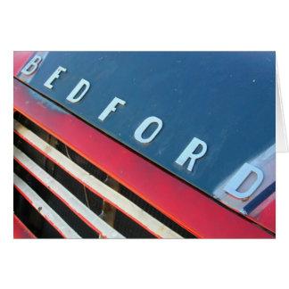 Bedfort Card