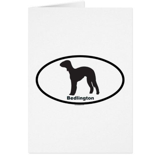 Bedlington Tarjetas