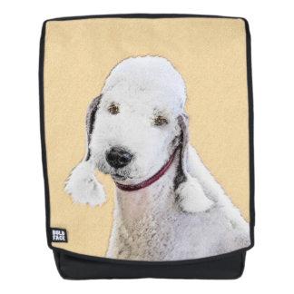 Bedlington Terrier 2 Backpack