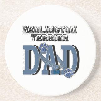 Bedlington Terrier DAD Coasters