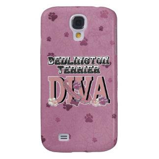 Bedlington Terrier DIVA Samsung Galaxy S4 Case
