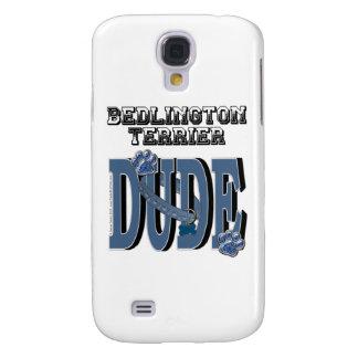 Bedlington Terrier DUDE Galaxy S4 Cover
