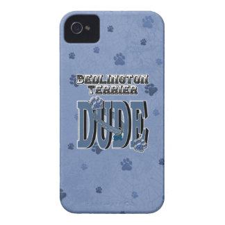 Bedlington Terrier DUDE iPhone 4 Covers