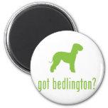 Bedlington Terrier Fridge Magnets