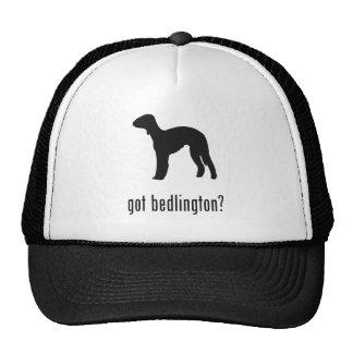 Bedlington Terrier Gorras