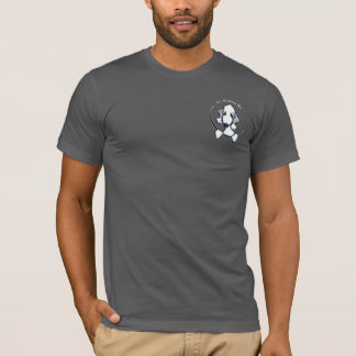 Bedlington Terrier IAAM Pocket T-Shirt