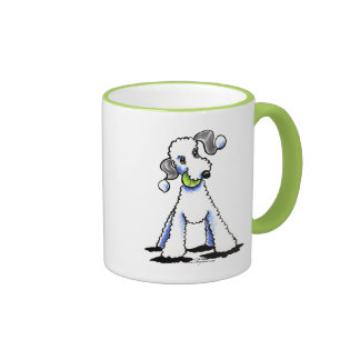 Bedlington Terrier Let's Play Mug