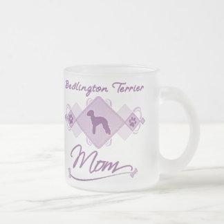 Bedlington Terrier Mom Coffee Mugs