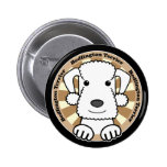 Bedlington Terrier Pin