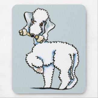 Bedlington Terrier Rosie Mouse Pad