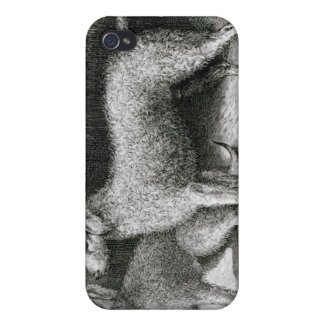 Bedlington Terriers- Mr. F. Armstrong's iPhone 4 Cases