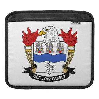 Bedlow Family Crest iPad Sleeve