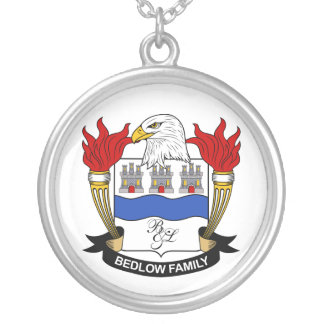 Bedlow Family Crest Necklace