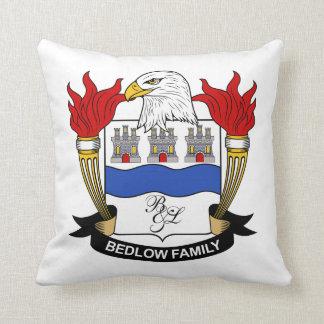 Bedlow Family Crest Pillows