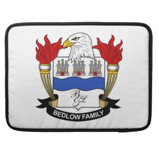 Bedlow Family Crest Sleeve For MacBook Pro