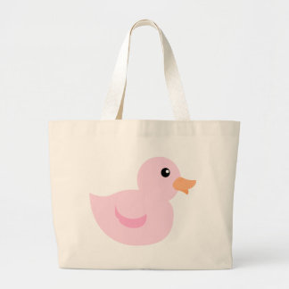 Bedotted Duck in Pink Bags