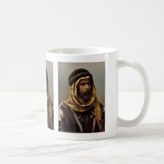 Bedouin Chief of Palmyra, Holy Land (i.e., Tadmur, Classic White Coffee Mug