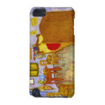 Bedroom at Arles by Vincent Willem van Gogh iPod Touch 5G Case